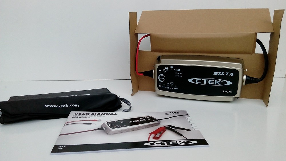 adowarka prostownik ctek mxs 7 0 12v 7a akumulatory krak w. Black Bedroom Furniture Sets. Home Design Ideas